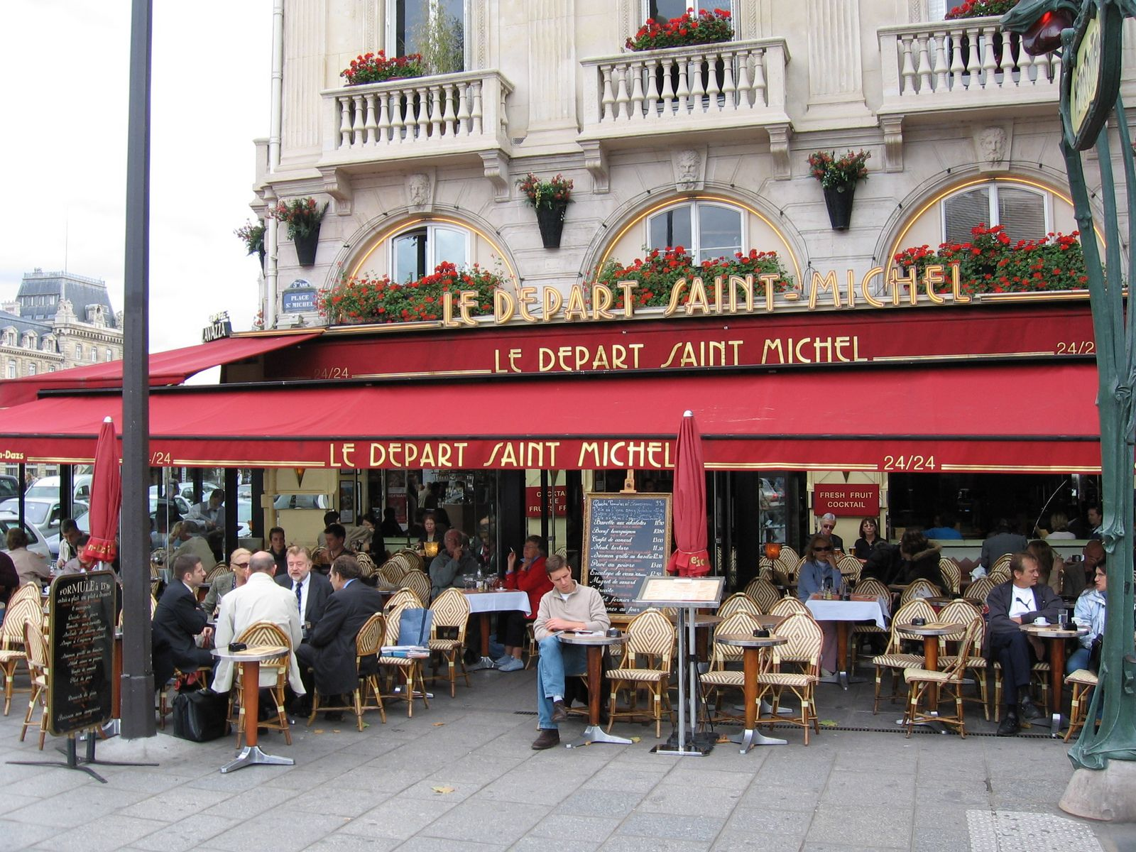Restaurants Next To Place De Madelaine Paris